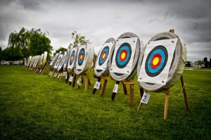 Valor Games 2013-2 archery