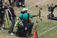 Valor Games 2014 archery