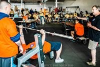 Valor Games 2014 powerlifting